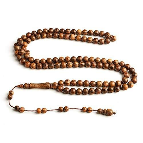 Bocote Signature Anatolian BasmalaBeads Companion with Engravings (8mm)
