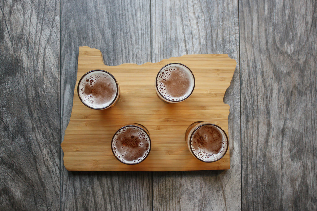 Oregon Beer Flight