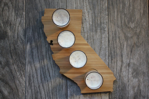 California Beer Flight