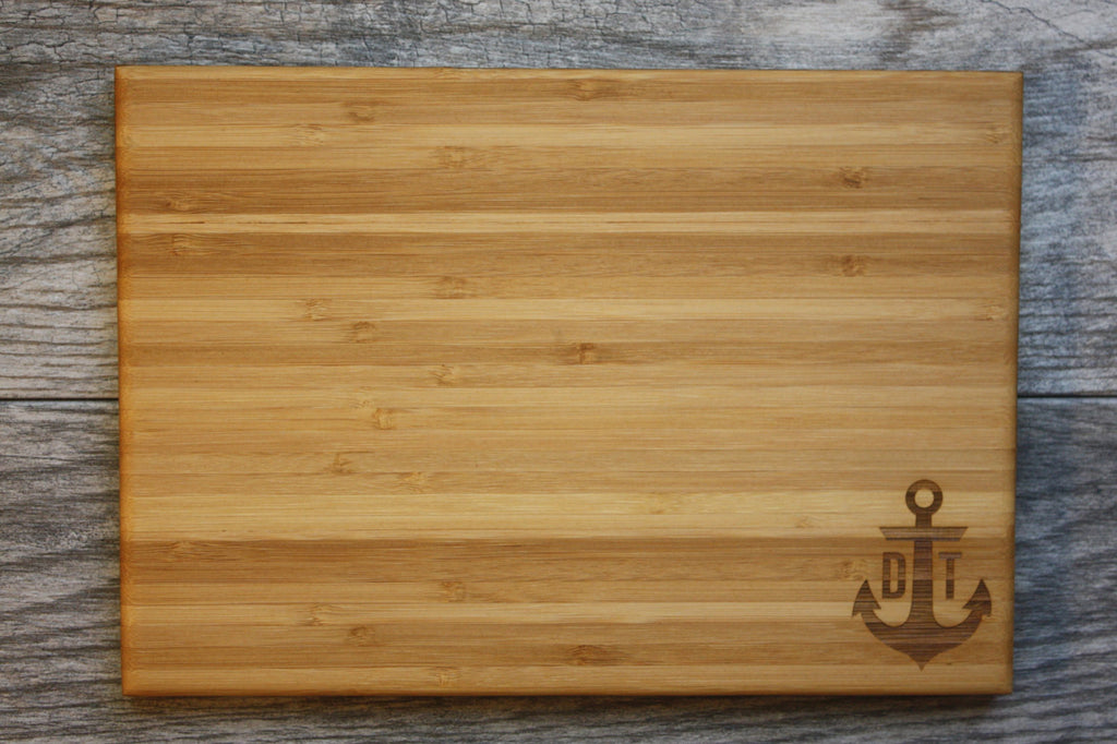 anchor cutting board