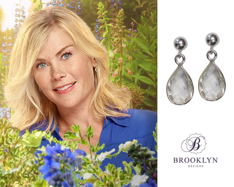 Alison Sweeney The Irresistable Blueberry Farm Hallmark movie