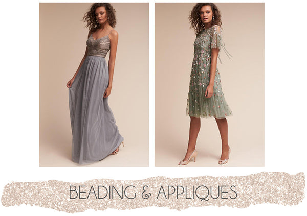 boho chic bhldn bridesmaid dresses