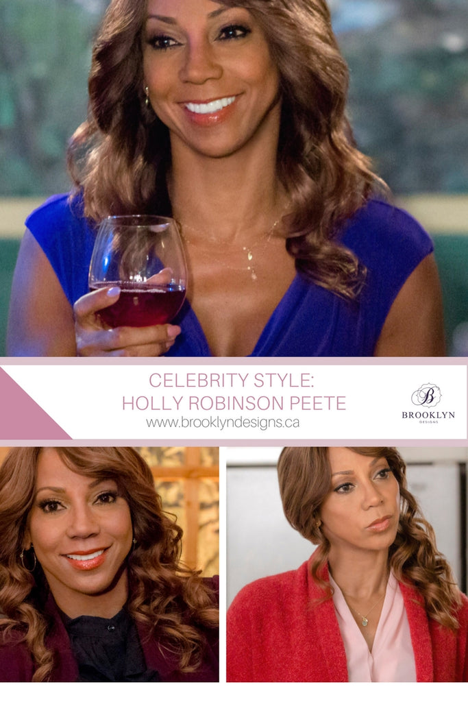 Morning Show Murders Holly Robinson Peete