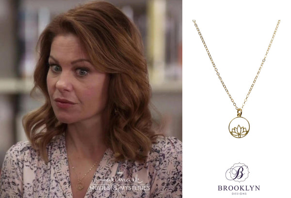 Aurora Teagarden Myster necklace