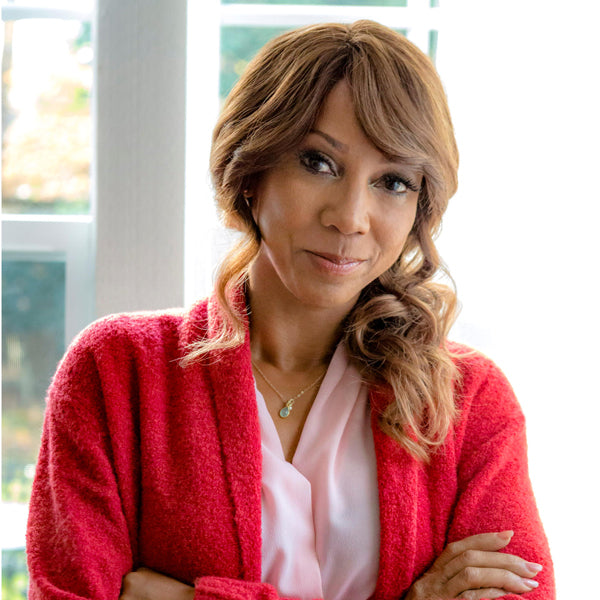 Celebrity Style Holly Robinson Peete