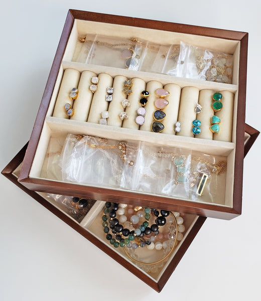 jewelry care storage tips jewelry box