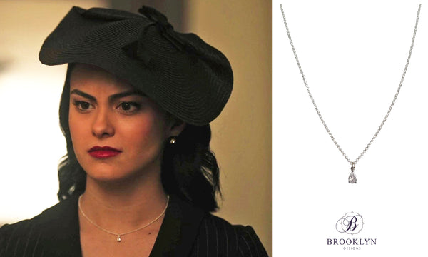 Diaz choker necklace worn by Veronica Lodge