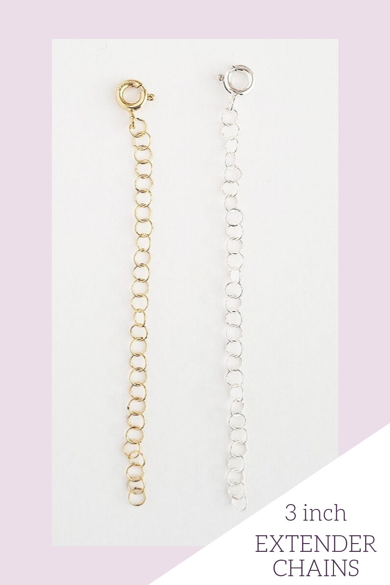 Extender Chain Necklace Add On