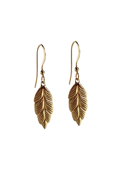 Hazel Gold Earrings *As Seen On Candace Cameron Bure*