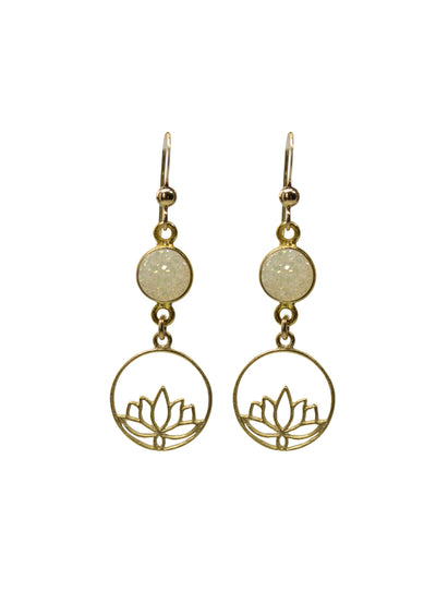 Aurora Gold Earrings *As Seen On Candace Cameron Bure*