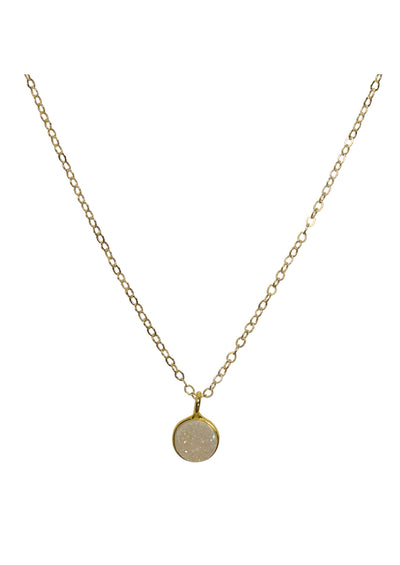 Brielle Gold Necklace *As Seen On Lacey Chabert*