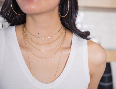 Eve Silver Choker Necklace