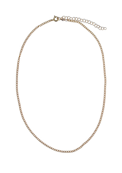 Claudia Gold Necklace