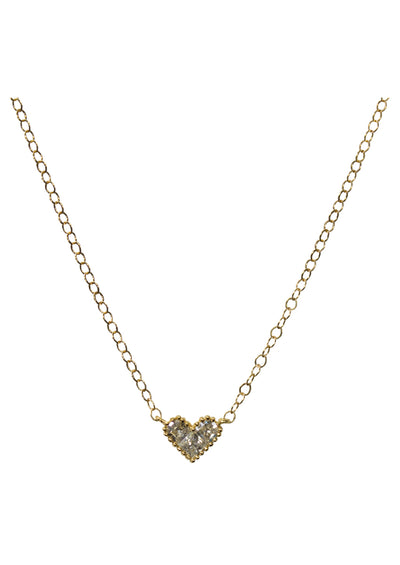 Coco Gold Necklace *As Seen On The Hallmark Channel*