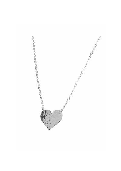 Daphne Small Silver Necklace
