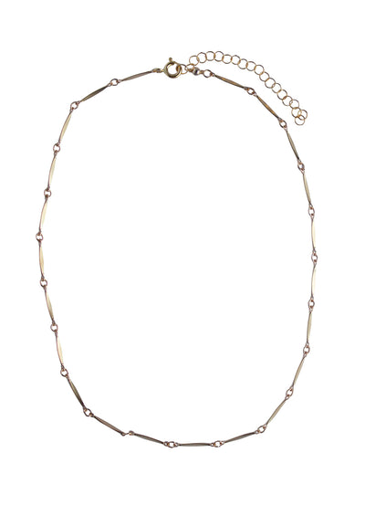 Eve Gold Choker Necklace