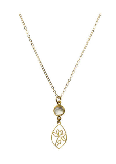 Faith Gold Necklace *As Seen On Candace Cameron Bure*