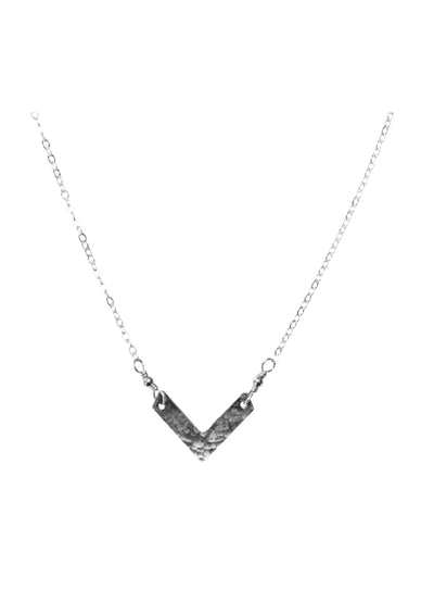 Florence Small Silver Necklace *As Seen On Riverdale*