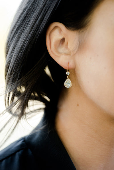 Gramercy Gold Earrings