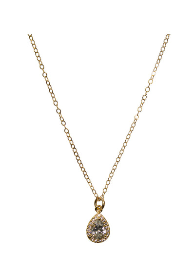 Gramercy Gold Necklace