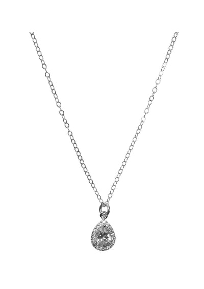 Gramercy Silver Necklace