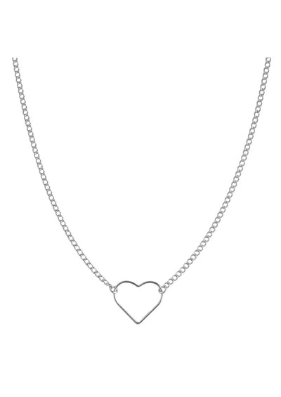 Hannah Silver Necklace