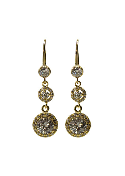 Kate Gold Earrings
