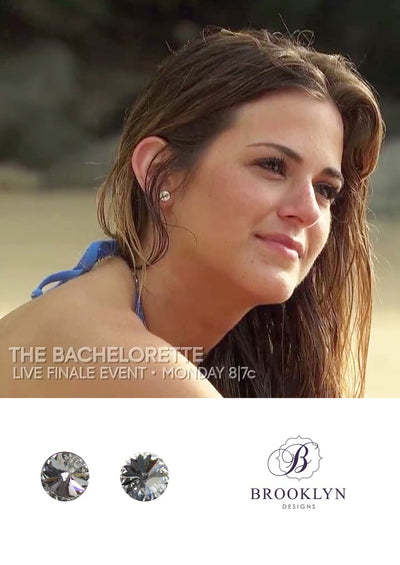 Kaylee earrings as seen on The Bachelorette Jojo Fletcher
