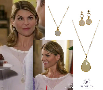 Lori Loughlin celebrity style.