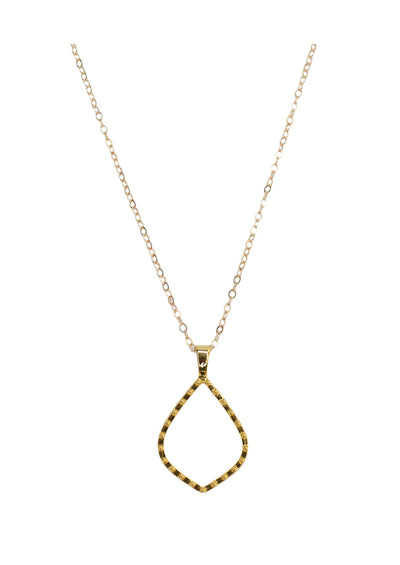 Mariah Gold Necklace *As Seen On Merritt Patterson*
