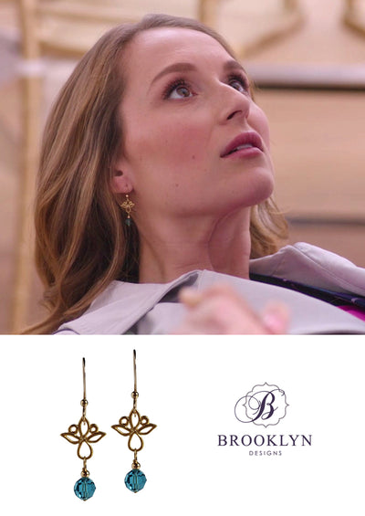 Alexa PenaVega jewelry on Picture Perfect Mysteries