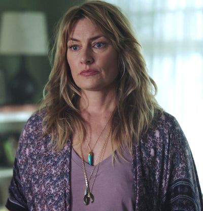 Riverdale necklace worn by Madchen Amick