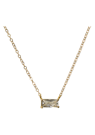 Sweeney Gold Necklace