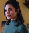 Vanessa Hudgens earrings The Knight Before Christmas