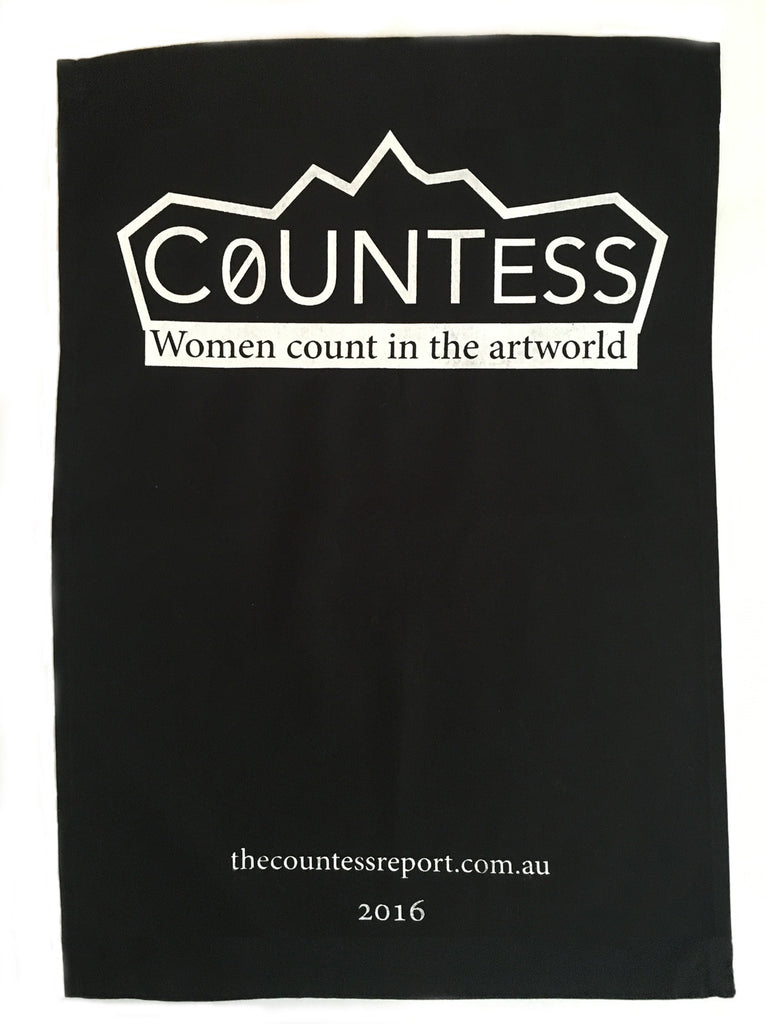 CoUNTess Tea Towels