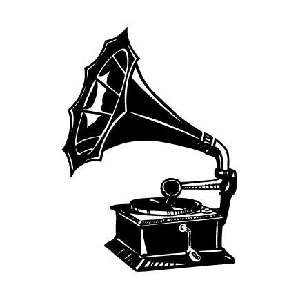 grammy gramophone temporary tattoo by tattstr christian pleasant
