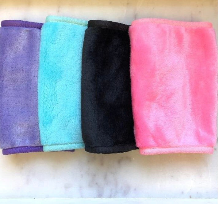 MICROFIBER MAKEUP REMOVER CLOTH