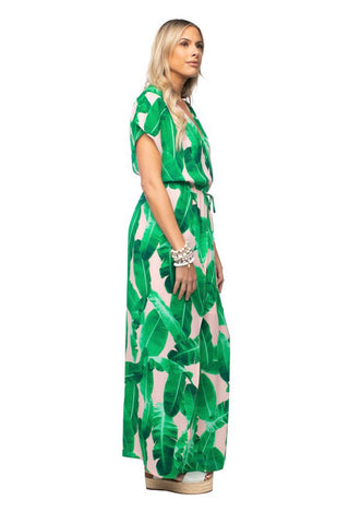 NATALIE MAXI KEY WEST DRESS