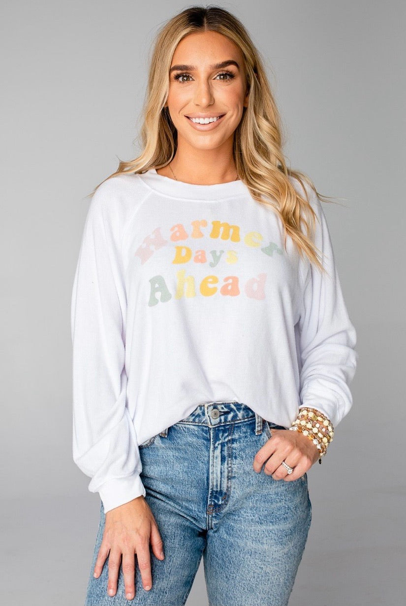 KEITH WARMER DAYS SWEATSHIRT