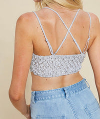 EVERYDAY LACE BRALETTE