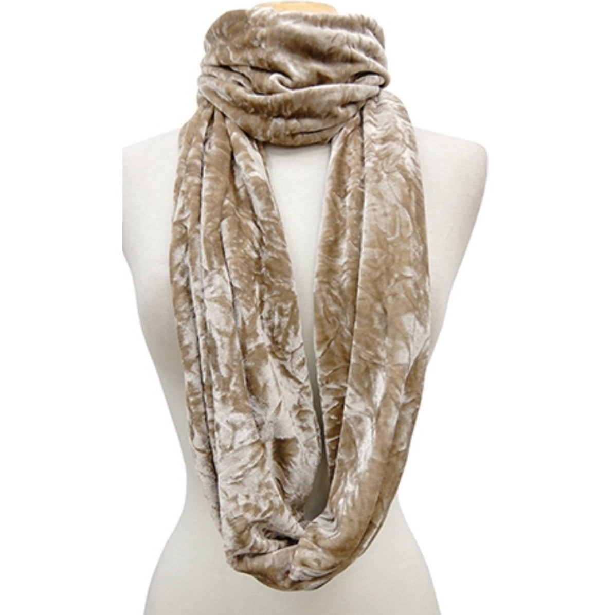WHAT I FEEL SCARF