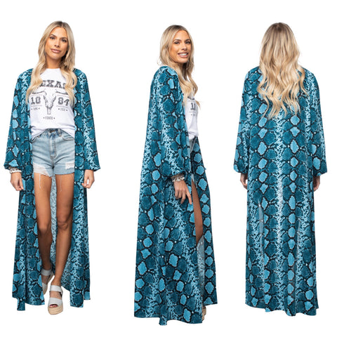 STONEY BLUES DUSTER
