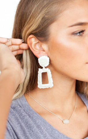 KATY STATEMENT EARRINGS