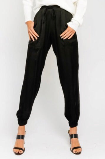 SHELLY BLK JOGGER