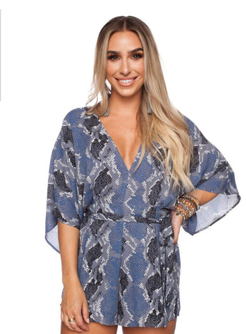 RIVERS CONDA ROMPER