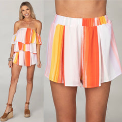SHIRLEY SORBET SHORTS