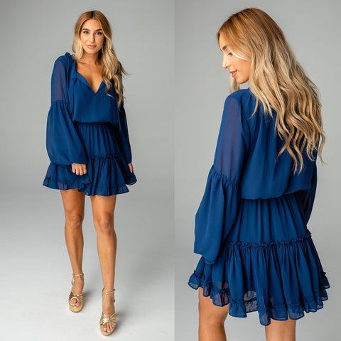 ZOZO NAVY DRESS
