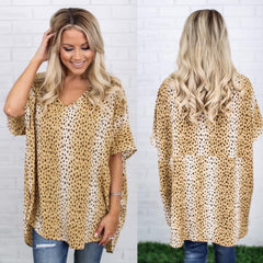 CODI FALL LEOPARD TOP