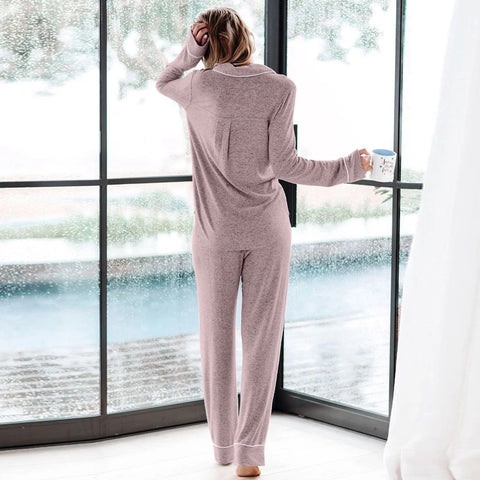 COZY PAJAMAS SET