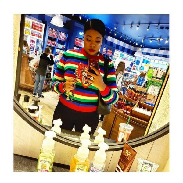 Rainbow Sweater (Gucci Dupe)